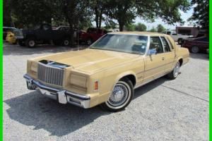 1980 Used Classic New Yorker Beige Low Miles