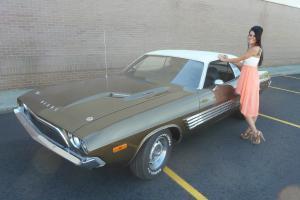 1974 Dodge Challenger Rallye Hardtop 2-Door 360 CID 4 Spd #'s Matching !!!!!