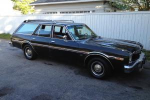 1977 DODGE ASPEN WAGON FACTORY V8 360 AUTO POSI MOPAR SLEEPER RAT ROD NEW PARTS