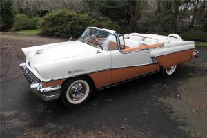 1956 Mercury Montclair Convertible -AACA Nat'l First Place- Gorgeous! SEE VIDEO Photo