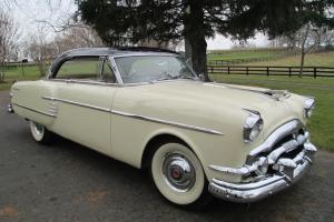 1954 Packard Packard Base Coupe 2-Door 5.9L