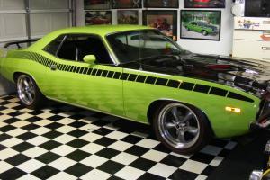 1973 Plymouth Barracuda Cuda Mopar