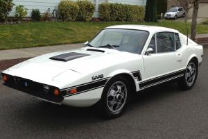1972 Saab Sonett 3 4 Speed Coupe 1971 1970 1973 1974 V4 Car Sonett 2 Saab 97