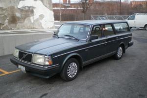 1989 Volvo 240DL wagon 5-speed