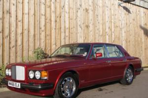 BENTLEY TURBO R 6.8 LWB AUTO - 1995/M + St James Red Carpets