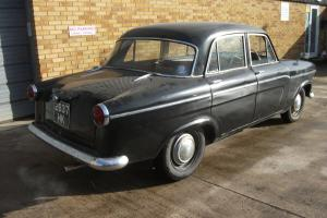 1957 STANDARD VANGUARD Phase 3 - very rare