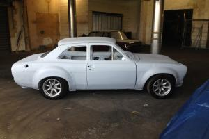 mk 1 Ford Escort Super 1969 project solid shell Rare Classic Photo