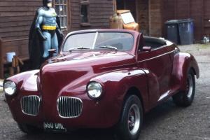 Morris Minor Custom Coupe 1955 Photo