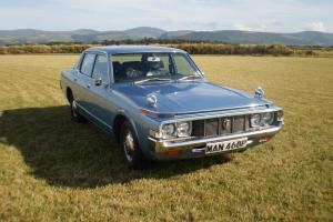 1973 TOYOTA CROWN 2.6 DELUXE MS65 RARE TIMEWARP BARN/GARAGE FIND NOT CRESSIDA