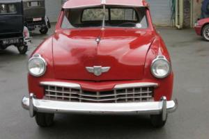 1949 Studebaker Champion 2dr Business Coupe