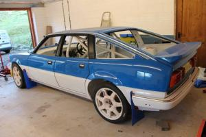 Rover SD1 Stage rally/Drift/Hillclimb/Sprint/Race unfinished project V8