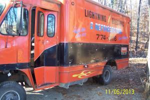 62 International 4 WD step van, work truck, daily driver