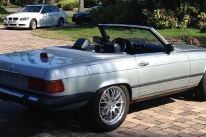 1987 MERCEDES 560SL, EXCELLENT CONDITION, REAL CLASSIC