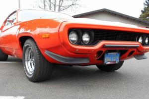 1972 Plymouth Road Runner with a 440