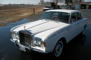 1967 Rolls Royce Silver Shadow 3 Owner All Mechanicals Rebuilt