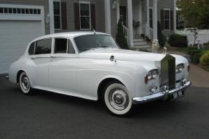 1963 ROLLS ROYCE SILVER  Cloud  3...... we have lowered the reserve...... Photo