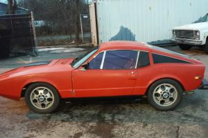 1972 SAAB SONNETT EXTREMELY SOLID