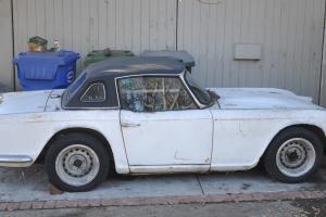 1964 Triumph TR4 Base 2.1L