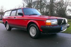Volvo 240 Torslanda Estate - 1 Former Keeper - Beautiful For Sale (1993) Photo