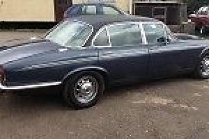 Daimler DoubleSix Vanden Plas Saloon 1973 Series 1