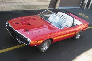 Shelby : Convertible GT350