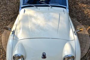 Triumph TR3 with FIVA PASSPORT