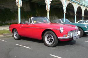MGB Roadster 1971 Totally