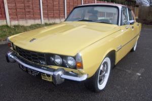 """ROVER V8 """"S"""" P.6. 1976, RARE CAR. VERY NICE THROGHOUT. 3.500 V8 MANUAL."""