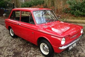 1966 Hillman imp, 1 lady owner, gen 15,000mls from new ! totally original, Photo