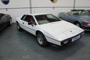 Lotus Esprit S2 Completely original Car 1979 Photo