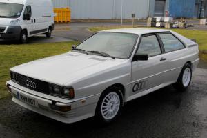 1983 Audi UR quattro 2.1 Turbo WR