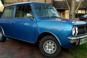 CLASSIC MINI CLUBMAN 1977 ONLY 32000 MILES 1 OWNER!!!! Photo