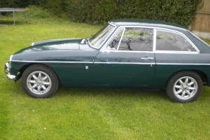 MGB GT - 1971 - Tax Exempt - Recently restored - Very presentable classic car