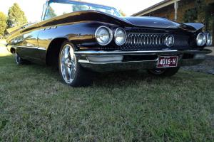 1960 Buick Lesabre Convertible Offers Invited in Diamond Creek, VIC