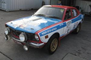 Datsun PB210 Rally CAR Sunny Excellent Works Nissan in Fairfield, VIC Photo