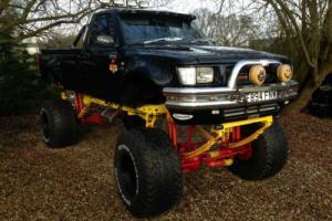 Toyota Monster V8 Hilux truck