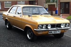1978 VAUXHALL MAGNUM 2300 AUTO Photo