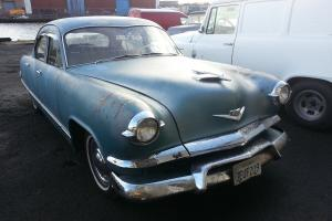 1953 Kaiser DeLuxe sedan, very rare totally original