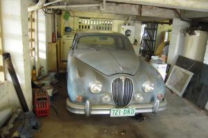 1962 MK2 Jaguar in Tarragindi, QLD