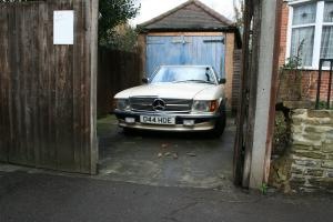 1987 MERCEDES 300 SL *** LIGHT RESTORATION PROJECT ***