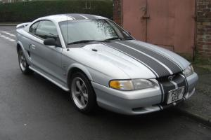 FORD MUSTANG V6 AUTO COBRA STRIPES