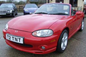 Mazda MX-5 SPORT 1.8 27,000 Miles From New 2 Owners Stunning