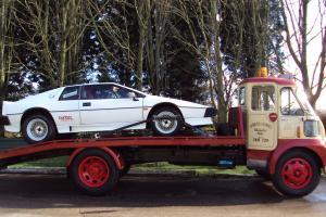 LOTUS ESPRIT ALL MODELS CLASSIC CAR TAX EXEMPT Photo