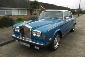 ROLLS ROYCE SILVER SHADOW 2 V8 STUNNING EXAMPLE