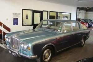 Bentley T1 (1968)