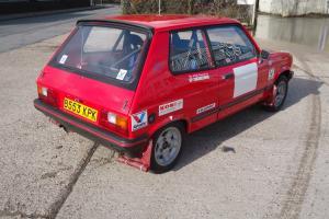 talbot samba rallye barn find ex rac rally car project rare historic