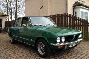 1976 (R) Triumph Dolomite Sprint With Overdrive, MOT 6th February 2015