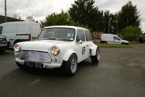 mini minus 1969 2.0 dohc 16v GTE rear engine road /track/race/outstanding RWD