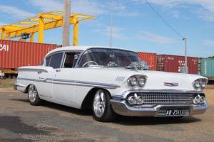 1958 Supercharged Chev Engineered Hotrod Custom Collector CAR in Wagga Wagga, NSW
