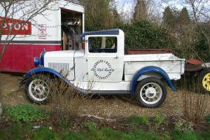 1930 Ford Model A pick-up truck